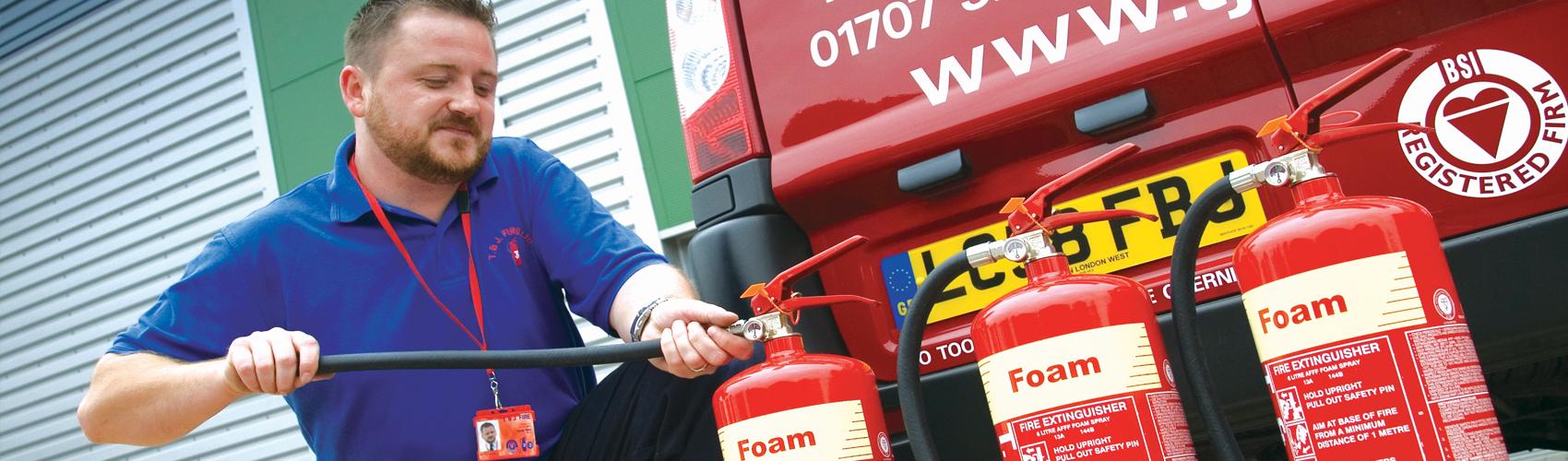 Extinguishers Slider