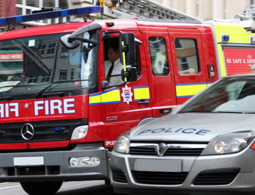 Fire chiefs could run Police forces