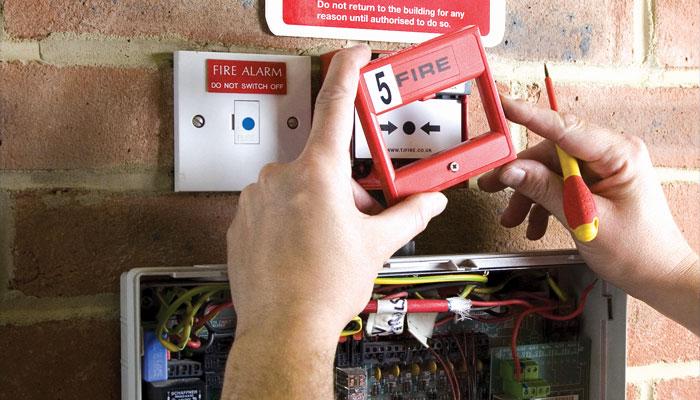 Fire Alarm Training