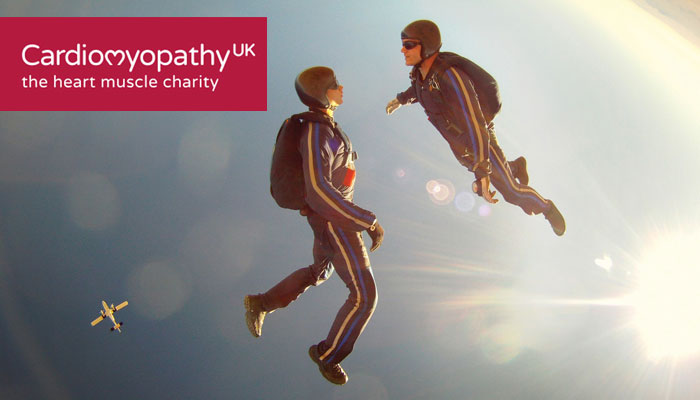 Cardiomyopathy UK Skydive
