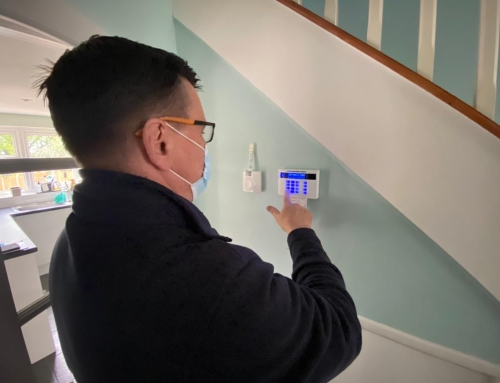 Replacement Intruder Alarm Commissioned
